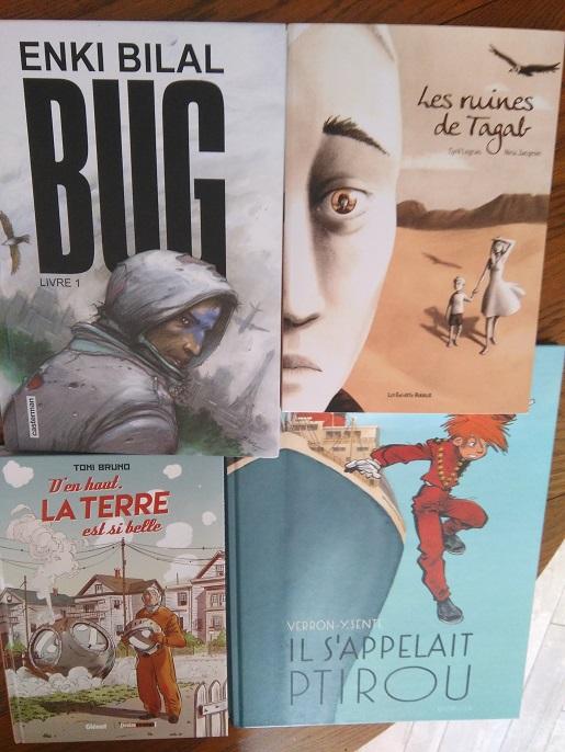 La revue de presse franco-belge