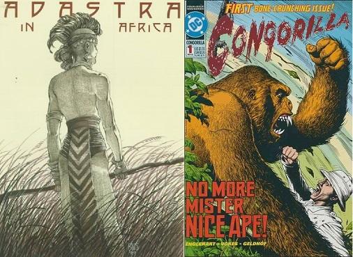 L'Afrique dans les comics