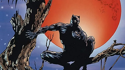 Les comics de Black Panther