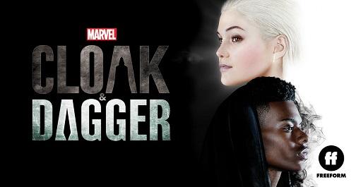 Cloack & Dagger (la série)
