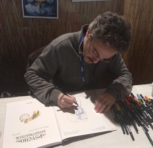 Benoit Dahan